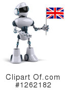Robot Clipart #1262182 by Julos