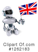 Robot Clipart #1262183 by Julos