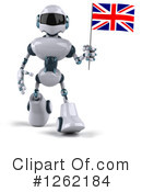 Robot Clipart #1262184 by Julos