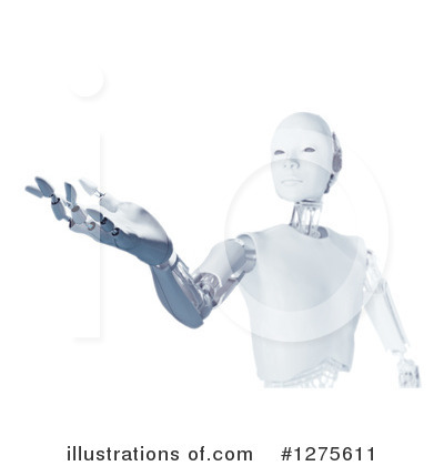 Robot Clipart #1275611 by Mopic