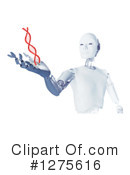 Robot Clipart #1275616 by Mopic