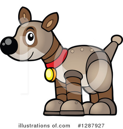 Dog Clipart #1287927 by visekart