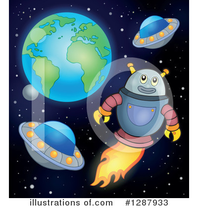 Earth Clipart #1287933 by visekart