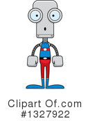 Robot Clipart #1327922 by Cory Thoman