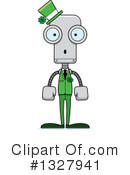 Robot Clipart #1327941 by Cory Thoman