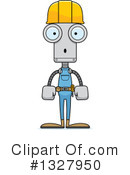 Robot Clipart #1327950 by Cory Thoman