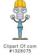Robot Clipart #1328075 by Cory Thoman