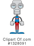 Robot Clipart #1328091 by Cory Thoman