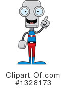 Robot Clipart #1328173 by Cory Thoman