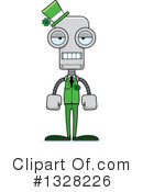 Robot Clipart #1328226 by Cory Thoman