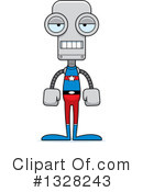 Robot Clipart #1328243 by Cory Thoman