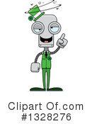 Robot Clipart #1328276 by Cory Thoman