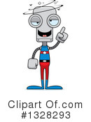 Robot Clipart #1328293 by Cory Thoman