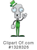 Robot Clipart #1328326 by Cory Thoman