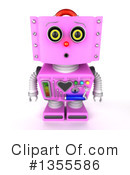 Robot Clipart #1355586 by stockillustrations