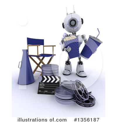Clapperboard Clipart #1356187 by KJ Pargeter