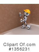 Robot Clipart #1356231 by KJ Pargeter