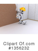 Robot Clipart #1356232 by KJ Pargeter