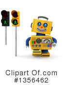 Robot Clipart #1356462 by stockillustrations