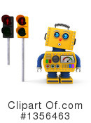 Robot Clipart #1356463 by stockillustrations
