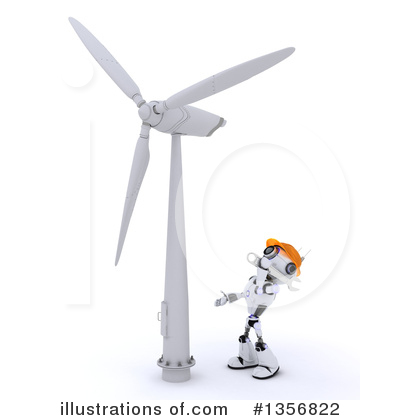 Wind Energy Clipart #1356822 by KJ Pargeter