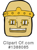 Robot Clipart #1388085 by lineartestpilot