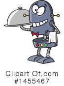 Robot Clipart #1455467 by toonaday