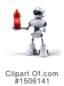 Robot Clipart #1506141 by Julos