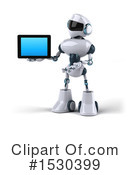 Robot Clipart #1530399 by Julos