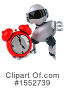 Robot Clipart #1552739 by Julos