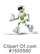 Robot Clipart #1555560 by Julos