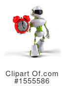 Robot Clipart #1555586 by Julos