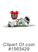 Robot Clipart #1563429 by Julos
