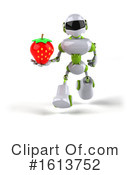 Robot Clipart #1613752 by Julos