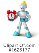 Robot Clipart #1626177 by Julos