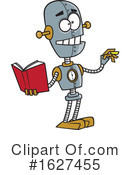 Robot Clipart #1627455 by toonaday
