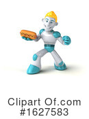 Robot Clipart #1627583 by Julos