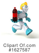 Robot Clipart #1627587 by Julos