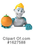 Robot Clipart #1627588 by Julos