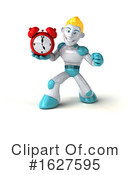 Robot Clipart #1627595 by Julos