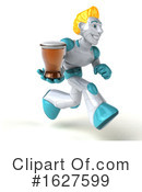 Robot Clipart #1627599 by Julos