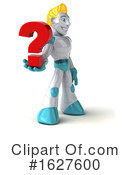 Robot Clipart #1627600 by Julos