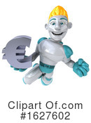Robot Clipart #1627602 by Julos