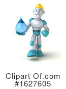 Robot Clipart #1627605 by Julos