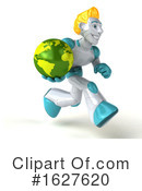 Robot Clipart #1627620 by Julos