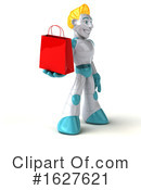 Robot Clipart #1627621 by Julos