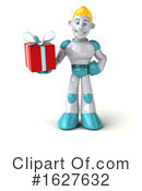 Robot Clipart #1627632 by Julos