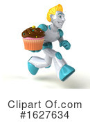 Robot Clipart #1627634 by Julos