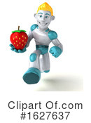 Robot Clipart #1627637 by Julos
