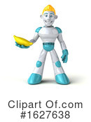 Robot Clipart #1627638 by Julos